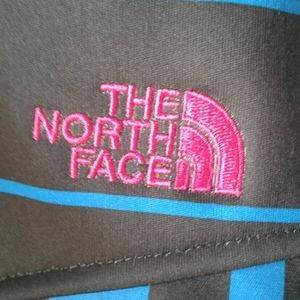 The North Face Tops - The north face thatch asymetrical zip up hoodie.